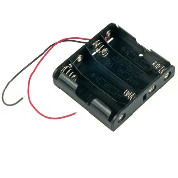 4节5号电池盒