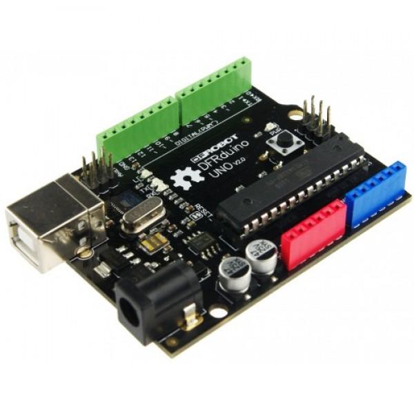 arduino uno r3雕刻机电路图