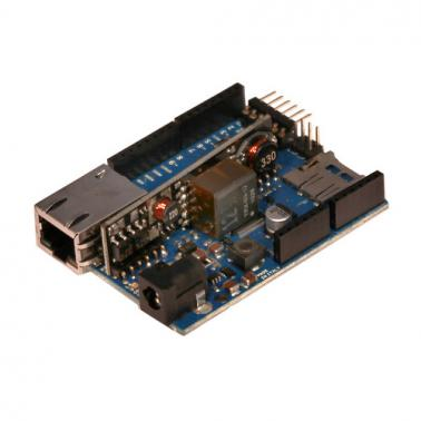 arduino ethernet with