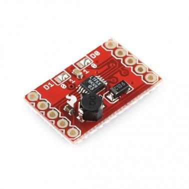 能量收集器ltc3588印刷电路板