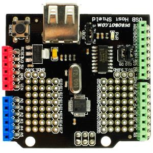 USB Host Shield 主机扩展板 (Arduino兼容)