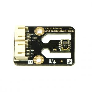 瑞士Sensirion公司推出了SHT1x单片数字温湿度集成传感器。采用CMOS过程微加工专利技术(CMOSens technology),确保产品具有极高的可靠性和出色的长期稳定性。该传感器由1个电容式聚合体测湿元件和1个能隙式测温元件组成,并与1个14位A/D转换器以及1个2-wire数字接口在单芯片中无缝结合,使得该产品具有功耗低、反应快、抗干扰能力强等优点。 SHT1x在精确的恒温恒湿条件下校准。校准参数被写入芯片的一个OTP内存中。在测温时通过该校准参数来调整传感的输出信号。2个数据接口和内部电