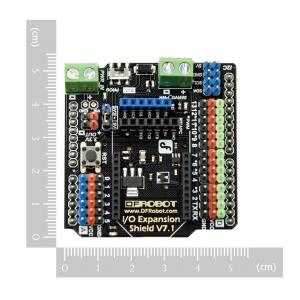 IO 传感器扩展板 V7.1