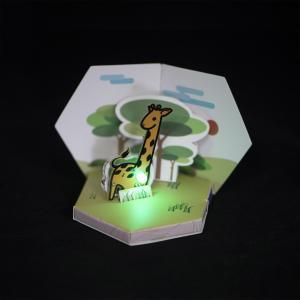 LED徽章焊接套件 萌化动物园系列