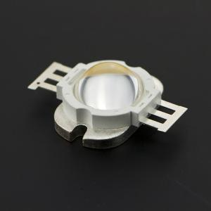 10W 高亮LED灯珠 暖白 60度角