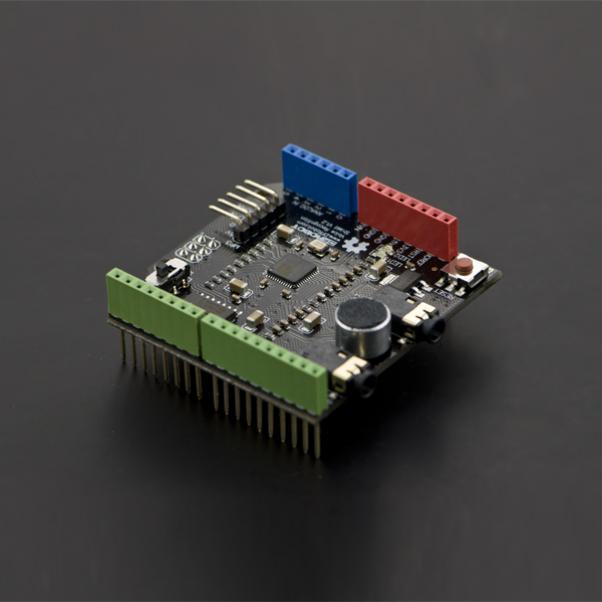 语音识别扩展板(arduino兼容)