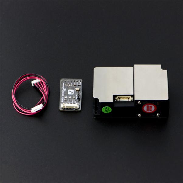 5激光粉尘传感器_其它传感器及配件