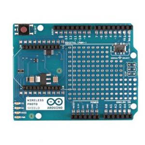 Arduino Wireless Proto Shield ...