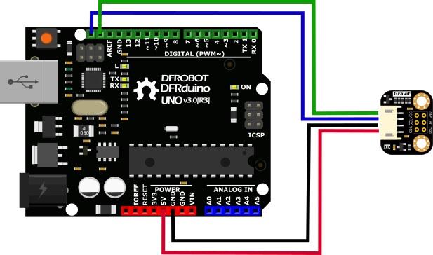 i2c颜色识别传感器 - tcs34725_图像传感器_传感器