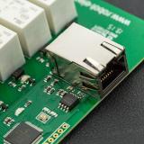 以太网8路继电器控制器 (英国原装进口 )