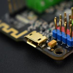 Romeo BLE mini V2.0 控制器 (Arduino兼容)_Romeo控制器_Arduino/micro:bit_DFRobot创客商城-创客教育和机器人的造物梦工厂